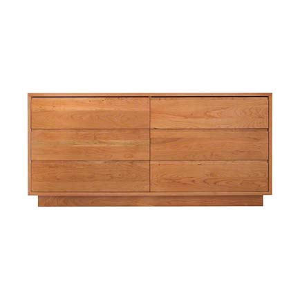 Sutton 6 Drawer Dresser