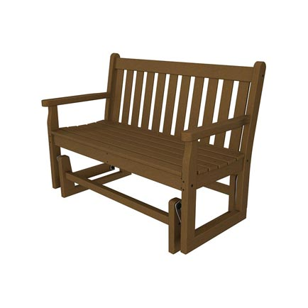 "Traditional Garden 48"" Glider Bench"