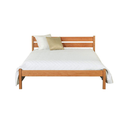 Vergennes Platform Bed by Vermont Furniture Designs