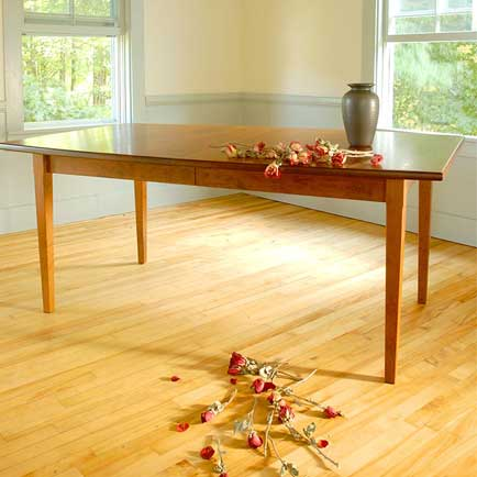 Vermont Shaker Custom Dining Table