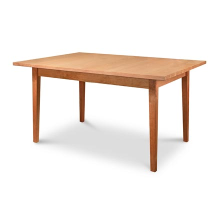 Vermont-Made Shaker Custom Dining Table