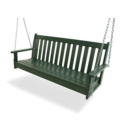 "Vineyard 60"" Swing Bench"