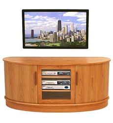 Vermont Modern Entertainment Console