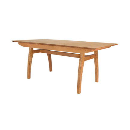 Vermont Modern Trestle Butterfly Extension Table