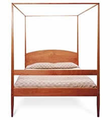 Vermont Shaker Four Poster Bed
