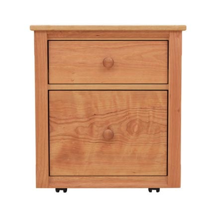 Vermont Shaker Vertical File Cabinet