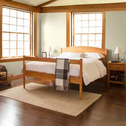 Vermont Shaker Bedroom Furniture Set