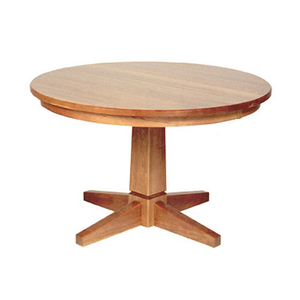 Handcrafted Solid Wood Dining Tables Vermont Woods Studios