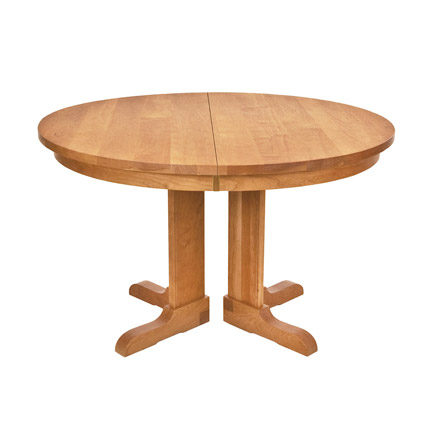 Vermont Traditions Split Pedestal Extension Table