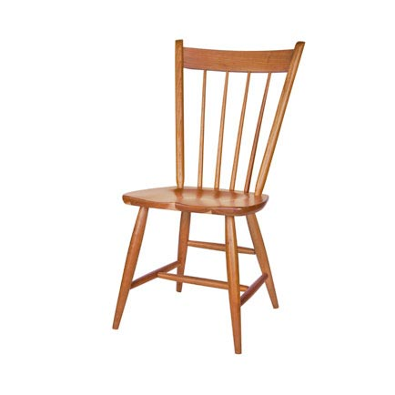 Windsor-Style Guest Chair - In Stock