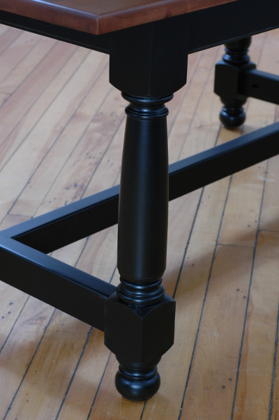Farm Table Leg