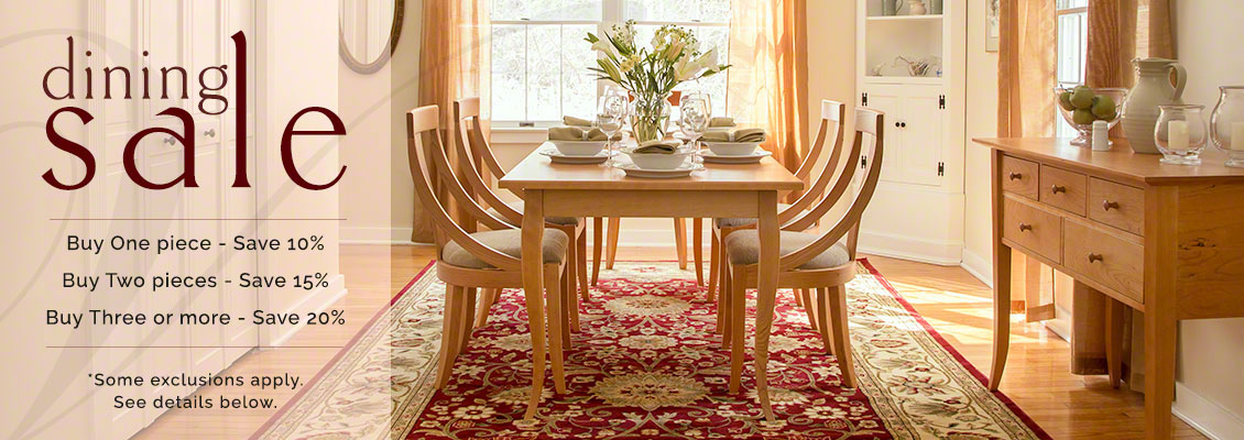 American made dining room furniture sale - American made dining room furniture ...