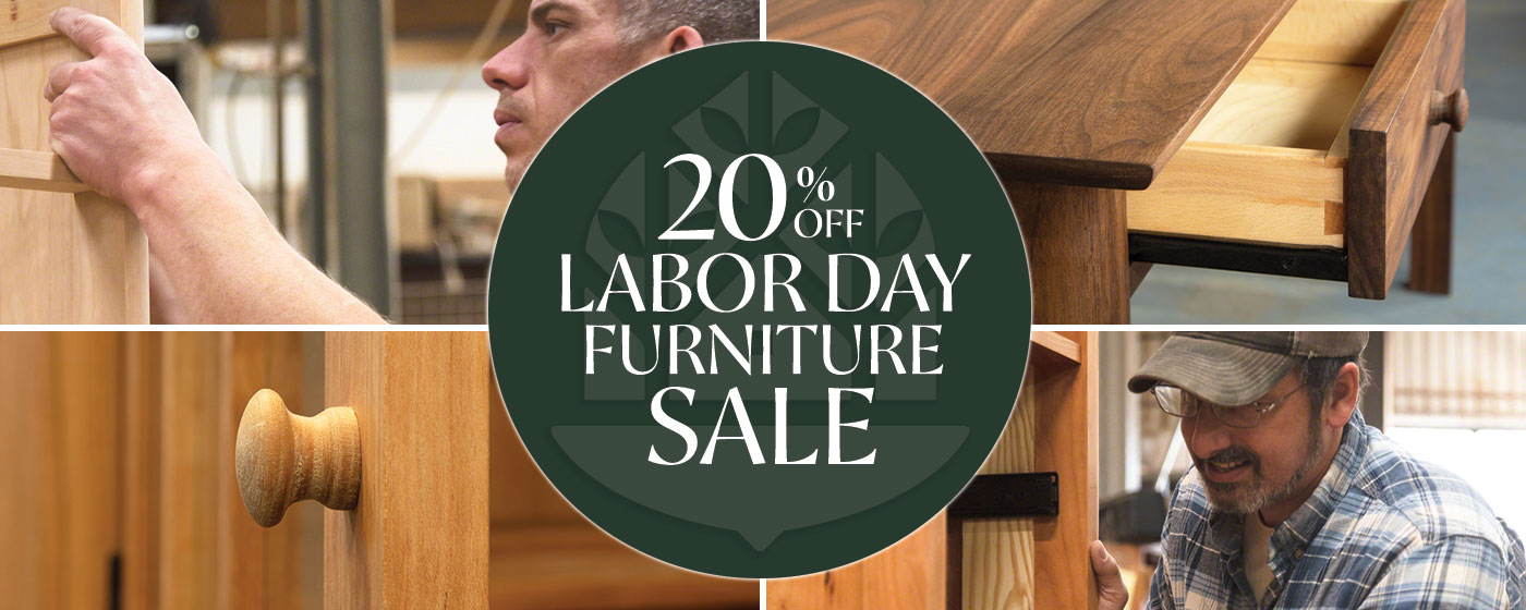 Storewide Labor Day Fine Furniture Sale