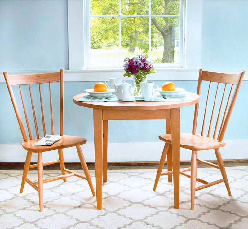 small classic shaker dinette set - Shaker Kitchen Table