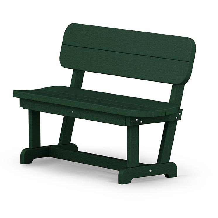 "Park Commercial 48"" Bench"