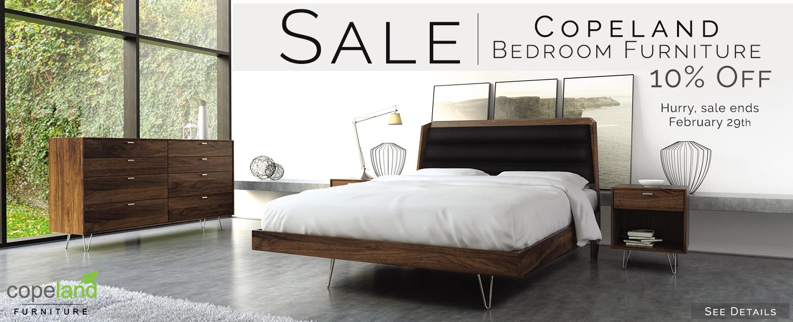 Copeland Bedroom Sale