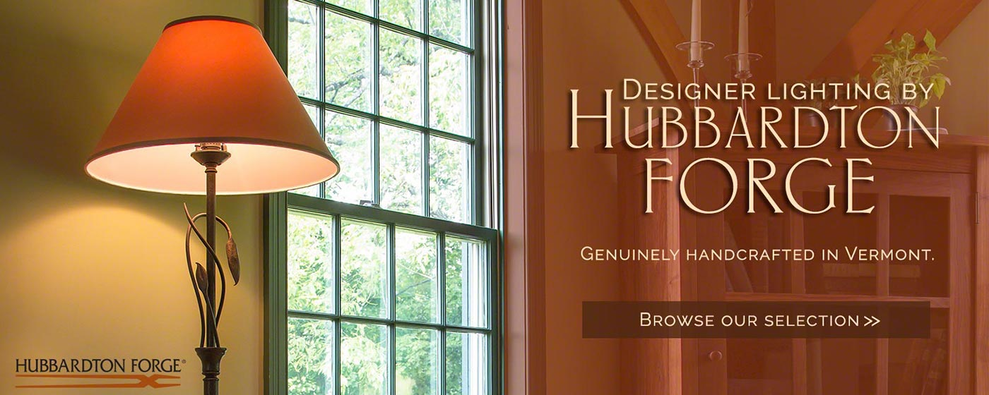 Designer Lighting by Hubbardton Forge