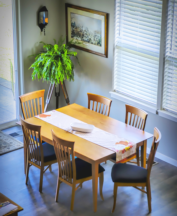 Classic Shaker Dining Set | Customer Review