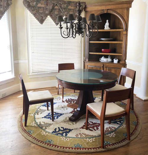 Kyoto Wlanut Dining Chairs | Customer Review