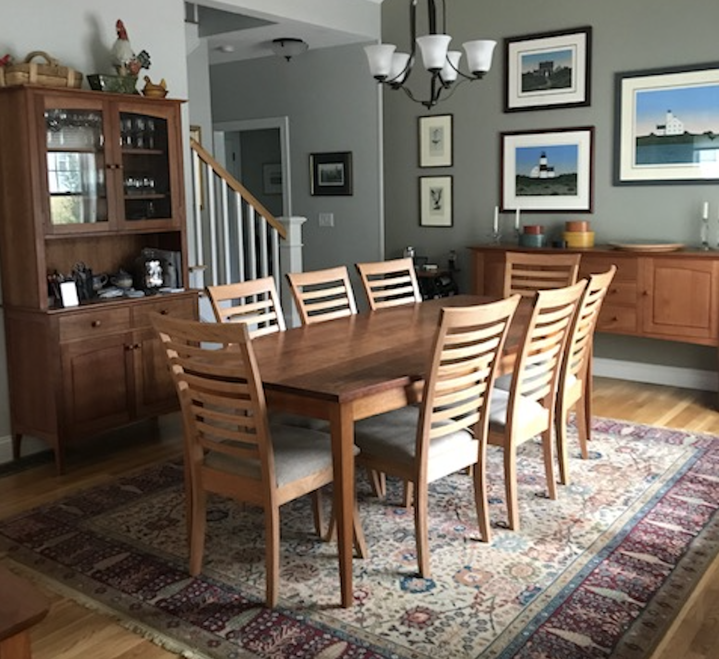 Customer Review | Vermont Made Dining Furniture