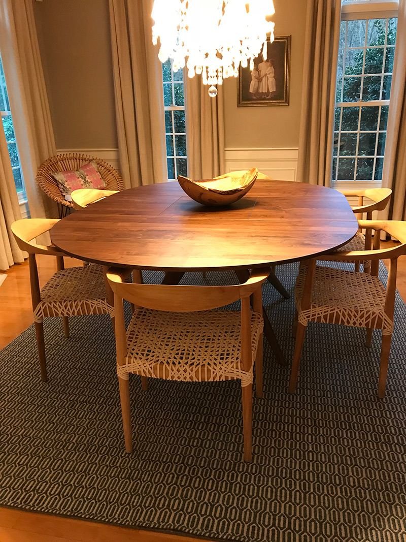 Walnut Dining Table | Customer Review | Vermont Made