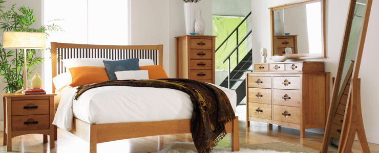 Copeland's Berkeley Bedroom Collection