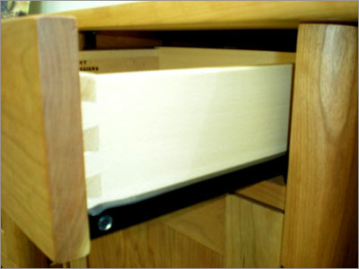 Drawer Sides & Back