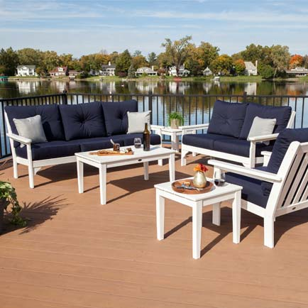 Vineyard Deep Seating Furniture